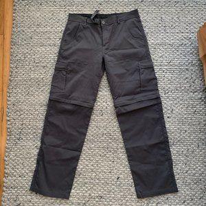 NWOT prAna Zion Outdoor Convertible Pant MedX32L